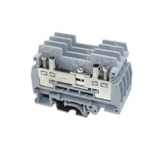 JUT1-6S/GY工业配电接线端子-螺钉类(通用型)
