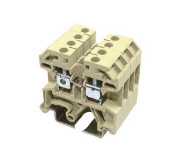 JUT2-2.5/CM工业配电接线端子-螺钉类(组合型)