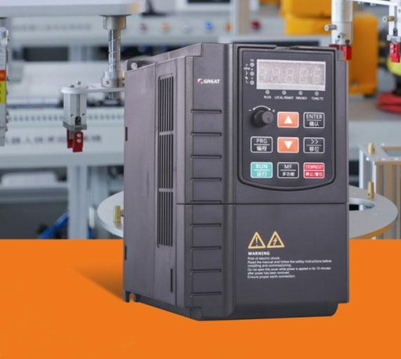 VC8000系列通用型变频器