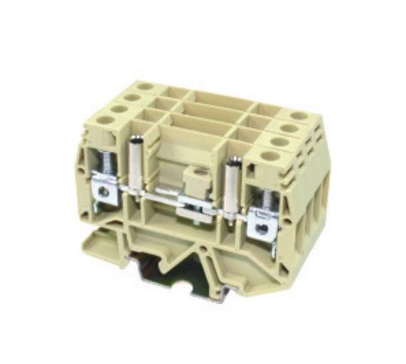 JUT2-6S1/CM工业配电接线端子-螺钉类(组合型)