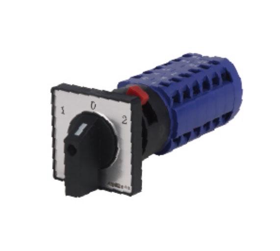 LW51D-16/C 中心安装型(D型)转换开关