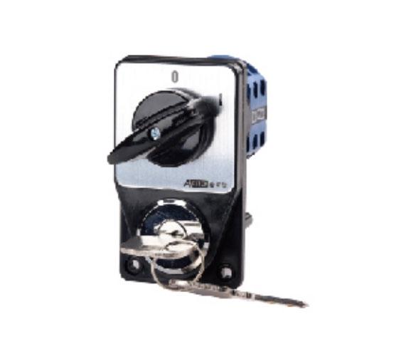 LW51D-16/YS 面板钥匙型〔D型)转换开关